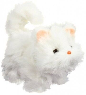 Childrens Walking and Talking Cute Kitten Toy Soft Cat Pet Kids Christmas Gift