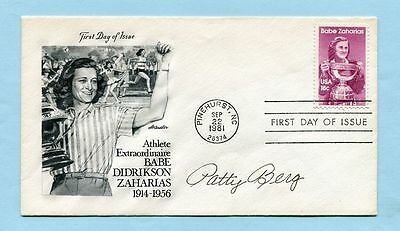GENE SARAZEN signed 1983 Physical Fitness FDC (cover) Golf, Masters Champion