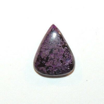 Sugilite Cabochon 17.5x14.5mm with 4.5mm dome from South Africa  (11555)