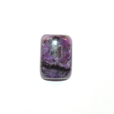 Sugilite Cabochon 14x10mm with 5mm dome from South Africa  (11555)