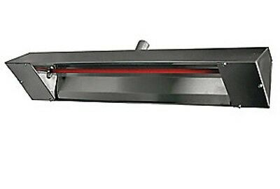 DAYTON Electric Infrared Heater, Indoor, Outdoor, 1UCP6 Voltage 208