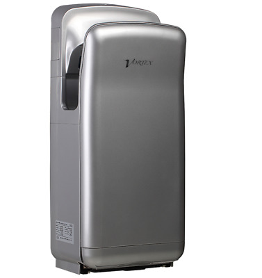 JETOZ46S Super Jet Hand Dryer Silver, Rapidly dries hands in 10 seconds