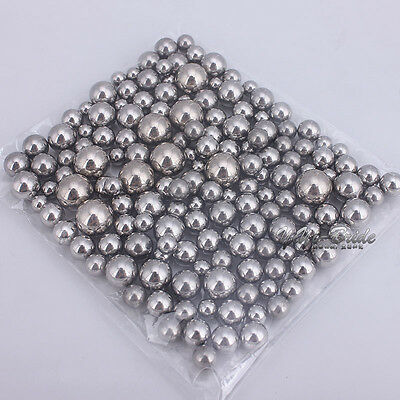 Wholesale Silver Ball BEARINGS (316) STAINLESS STEEL Balls 6/7/8/9/10mm Size New