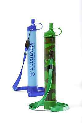 The BEST Camping Water Filter for Hiking/Hunting/Survival - Ultra Lightweight -