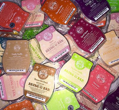 Scentsy Bar Wax Melts RETIRED & RARE Scents CLOSE OUT PRICES NOW!