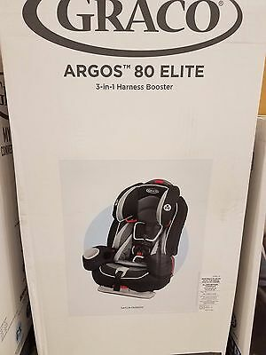 Graco Argos (tm) 80 Elite 3-in-1 Car Seat - Gatlin Pattern