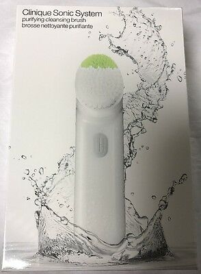 Clinique Sonic System  Purifying Cleansing Brush .