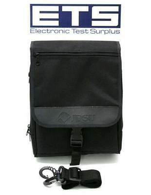 "JDSU Cabling and Network Tester Soft Case w/ Strap 12""x9""x5"" For NT850 Lanscaper"