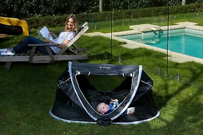NEW bebe care Portable Baby Travel Cot Dome Portacot #`073032-002