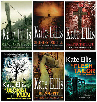 11 audiobooks - The Wesley Peterson Mystery Collection By Kate Ellis Mp3 DVD  Th
