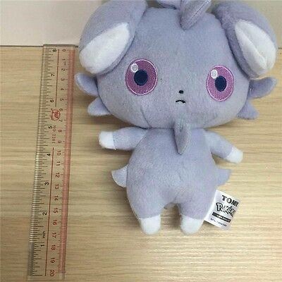 """8"""" Pokemon Espurr Plush Doll Soft Toy Cosplay Collection Gift New"""