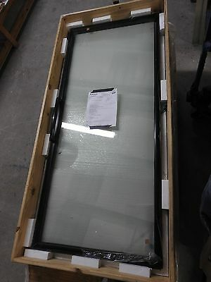 Anthony Dover Gemtron Replacement Door Swgg Low Temp Heated 3 Pane Display Case