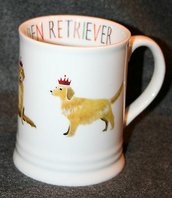 Golden Retriever Coffee Mug Benefits Dog Rescue Gift Charity Holiday Gift