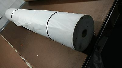 "60"" Roll 225yds White Non-Woven Fusing Lightweight Iron On Interfacing"