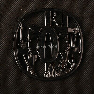Fashionable Antique Alloy Tsuba Hand Guard For Japanese Samura Wakizashi Sword