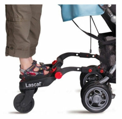 Lascal Maxi Buggy Board Stroller Toddler Board For Pram Joggers 2 years+