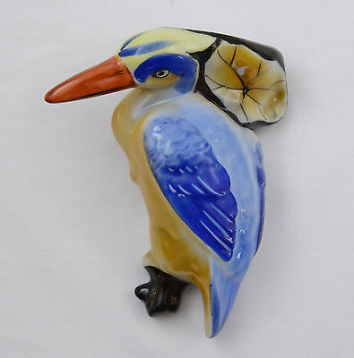 "Wall Pocket Made In Japan Toucan (5"" Long)"