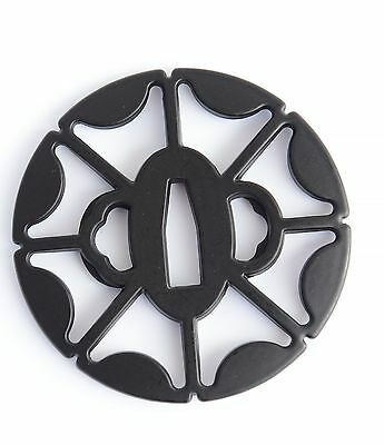 Alloy Tsuba Collectible For Japanese Samurai Katana Wakizashi Tanto Sword