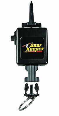 Gear Keeper Retractor Large Scuba Flashlight and Camera Retractor RT3-0012-A