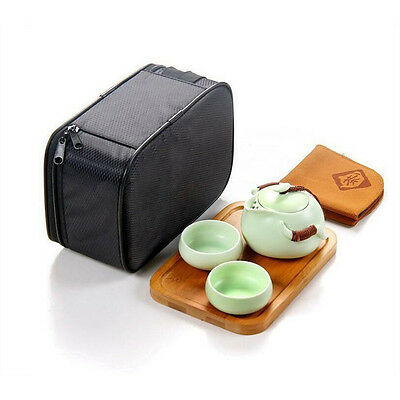 Portable China Cup Set Portable Tea Set Car Travel cup Outdoors Creative Gift
