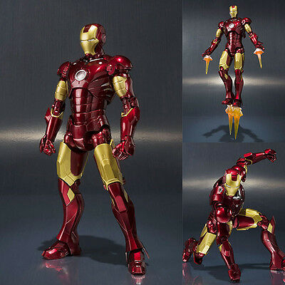 S.H.Figuarts Iron Man Mark 3 from Iron Man Marvel Bandai Japan