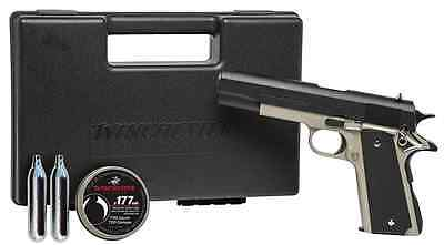 Daisy Outdoor Products Winchester Model 11K CO2 Pistol Kit with Case