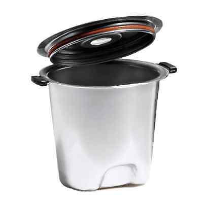 Fill N Save * ELITE SERIES * Stainless Steel Reusable K Cup. Built to Outlast Yo