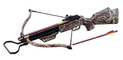 Man Kung Hunting 150lbs Powerful Crossbow Camouflage Hunting Crossbow New