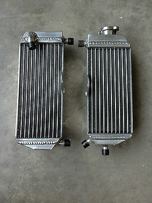radiatori radiatore YAMAHA YZ125 2005 > 2016 radiators left right