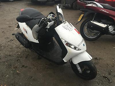 2012 Piaggio Zip 2T  SPARES OR REPAIRS/SALVAGE