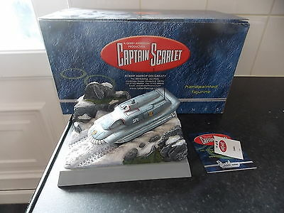 Rare Robert Harrop Captain Scarlet Spv Gerry Anderson