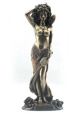 Oshun - Goddess Of Love, Beauty And Marriage Statue Sculpture Figure