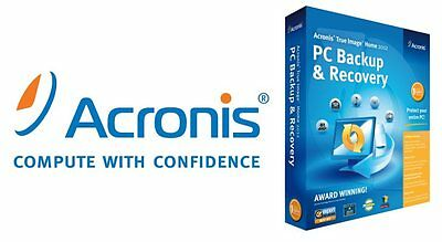 Acronis the Fastest & Easiest True Image Backup Recovery Service Software for PC
