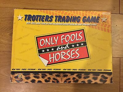 Only fools and horses vintage trotters trading board game 1990