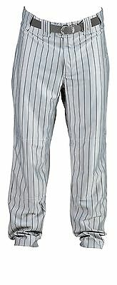 Rawlings Youth Relaxed Fit YBP95MR Pinstriped Baseball Pant Youth Small
