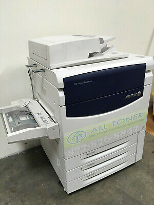 Xerox 700 Digital Color Press Production Printer Copier Scanner All-in-One 70PPM