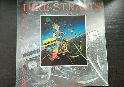 Rare! Dire Straits Bootleg 2Lp 'money For Nothing' Live In London 1985!