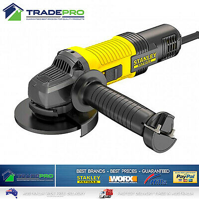 Stanley Fatmax® Angle Grinder 850W 125mm Genuine FME812K-XE Electric 850 Watts