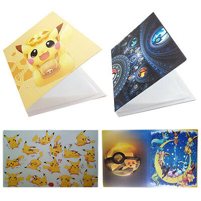Pokemon Cards Album Book List Card Collectors Holds 360/112 Pokemon Trading Card