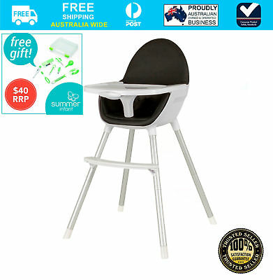 Childcare 2 In 1 baby Feeding High Chair Coda #`044270-143