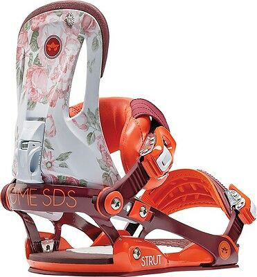 Rome Strut Womens Snowboard Bindings - Assorted Colourways - S/M
