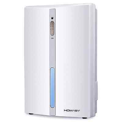 Homasy Powerful Small-Size Peltier effect Dehumidifier - for Smaller Room, Cupbo