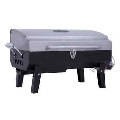 Char-Broil Stainless Steel Gas Tabletop Grill