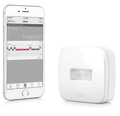 Elgato 10027806 Eve Motion Wireless Motion Sensor