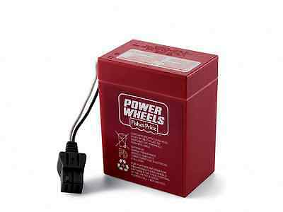 Fisher-Price 6-volt Battery