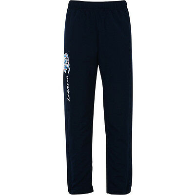 Canterbury Boys Uglies Tapered Open Hem Wicking Rugby Stadium Pants