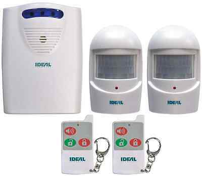 IDEAL SECURITY SK698 Wireless Motion Sensor Alert Set