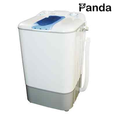 New Version Panda Counter Top Small Portable Compact Washing Machine (10 lbs Cap
