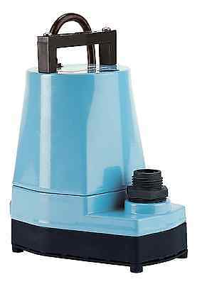 Little Giant 505000 Submersible Hydroponic Pump, 1200GPH