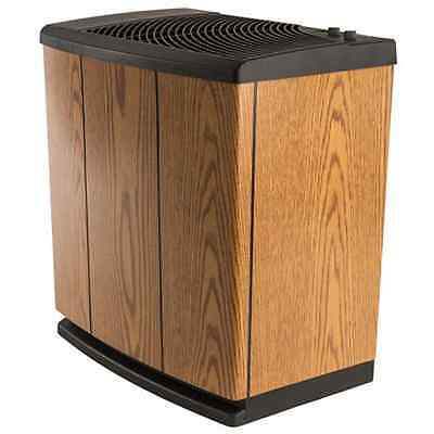 AIRCARE H12-300HB 4-Speed Whole-House Console-Style Evaporative Humidifier, Ligh